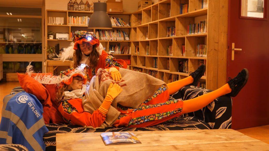 Het Apeldoorns Sinterklaasjournaal, aflevering 2